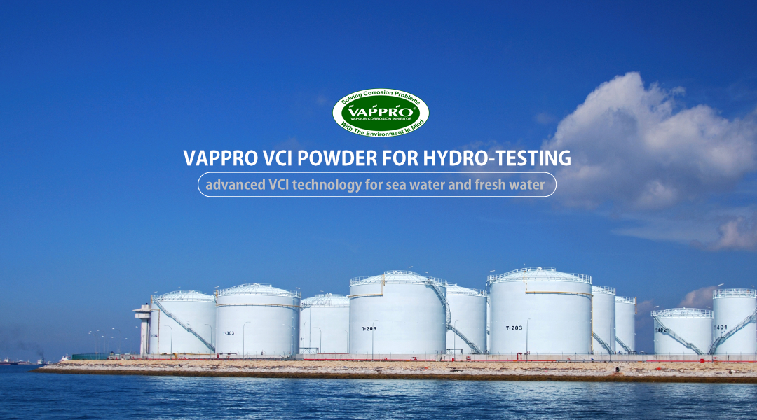 VCI Powder for Hydrotesting